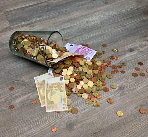 Online-Ersparnissen